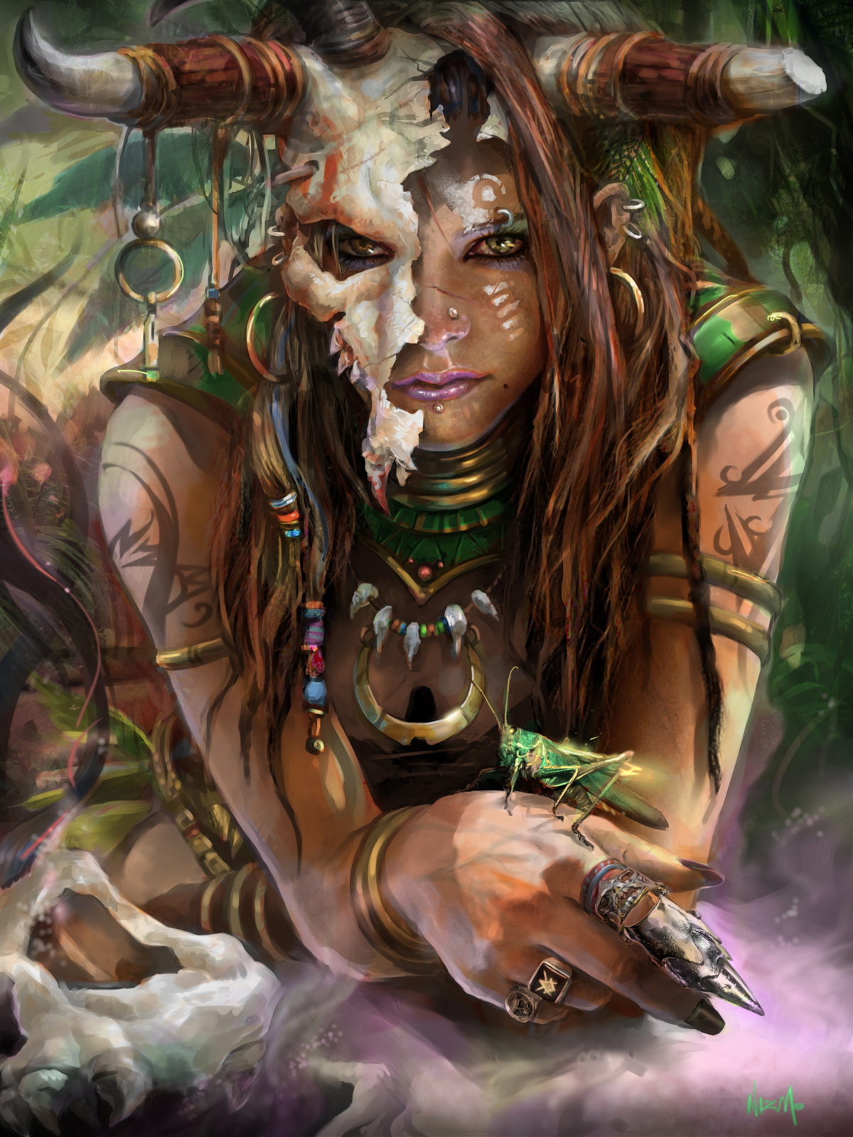 Diablo 3 witch doctor porn naked pic