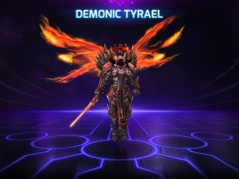 Demonic Tyrael