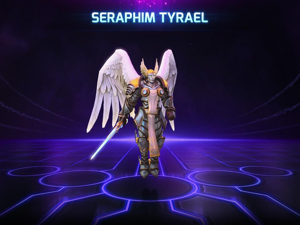 Hero Spotlight: Tyrael