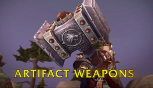 Artifact Weapons