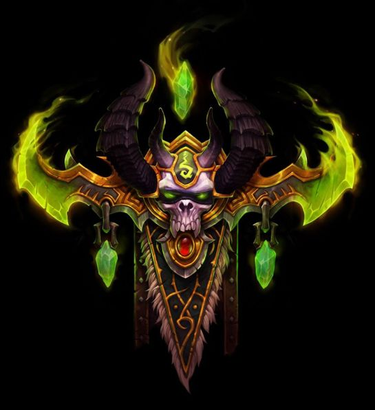 Demon Hunter Emblem
